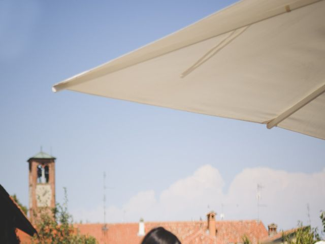 Il matrimonio di Davide e Vanessa a Gaggiano, Milano 44