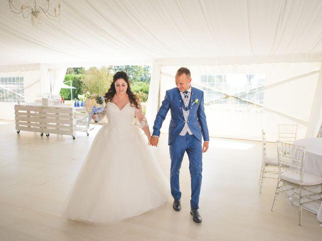 Il matrimonio di Davide e Vanessa a Gaggiano, Milano 47