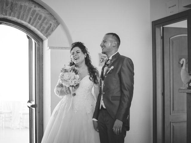 Il matrimonio di Davide e Vanessa a Gaggiano, Milano 48