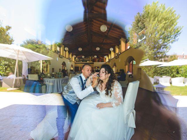 Il matrimonio di Davide e Vanessa a Gaggiano, Milano 55