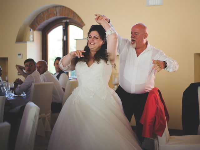 Il matrimonio di Davide e Vanessa a Gaggiano, Milano 59