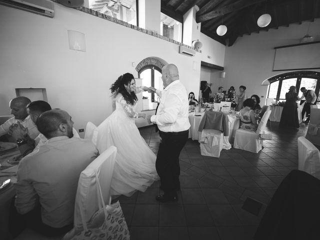 Il matrimonio di Davide e Vanessa a Gaggiano, Milano 61