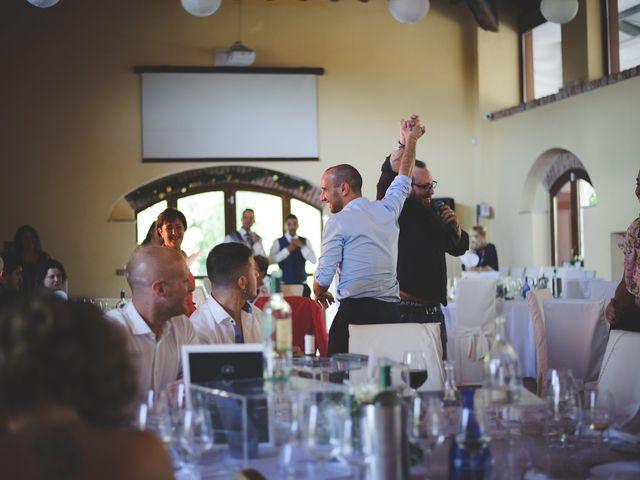 Il matrimonio di Davide e Vanessa a Gaggiano, Milano 75