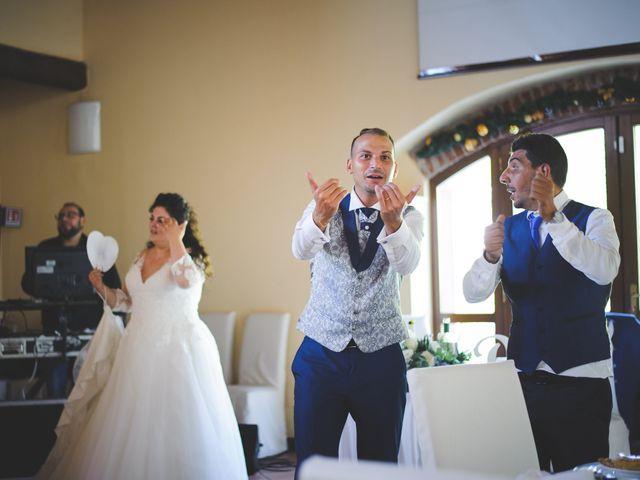 Il matrimonio di Davide e Vanessa a Gaggiano, Milano 76
