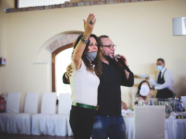 Il matrimonio di Davide e Vanessa a Gaggiano, Milano 81
