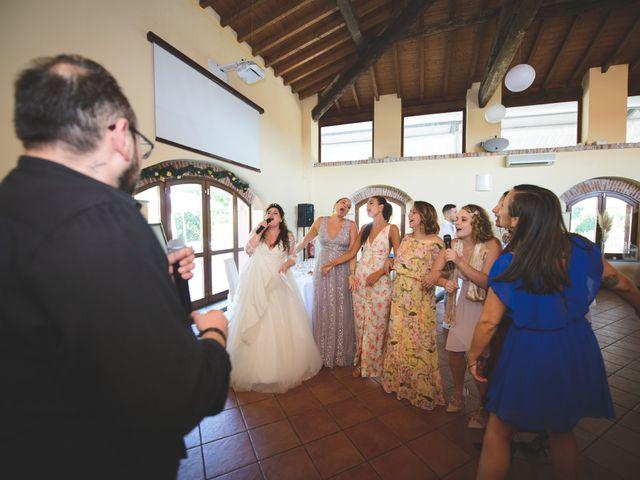 Il matrimonio di Davide e Vanessa a Gaggiano, Milano 84