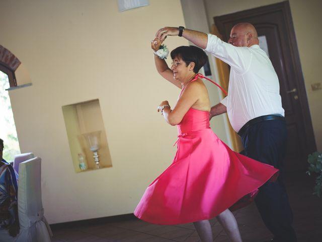 Il matrimonio di Davide e Vanessa a Gaggiano, Milano 85