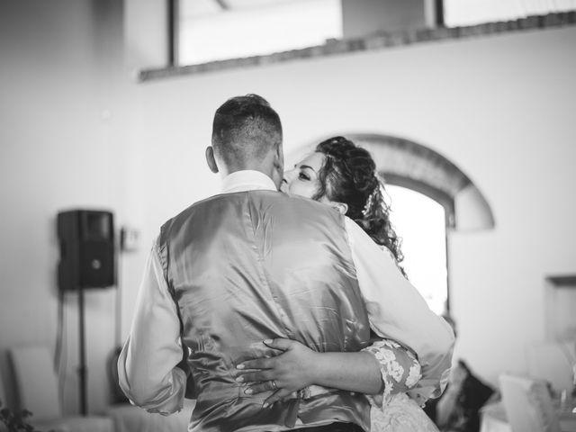 Il matrimonio di Davide e Vanessa a Gaggiano, Milano 86