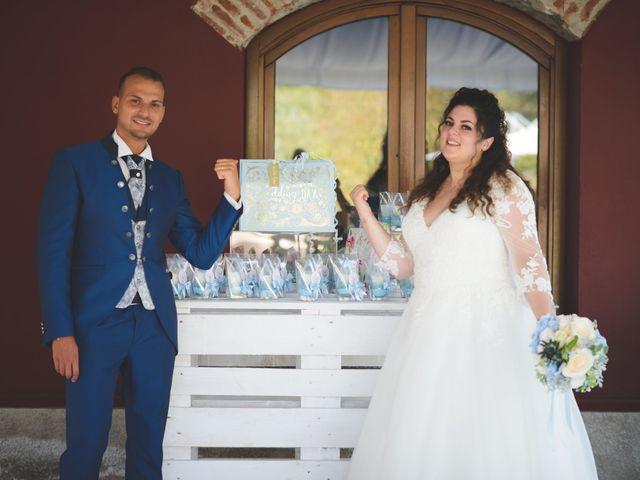 Il matrimonio di Davide e Vanessa a Gaggiano, Milano 95