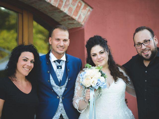 Il matrimonio di Davide e Vanessa a Gaggiano, Milano 96