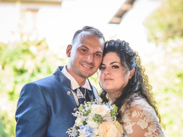 Il matrimonio di Davide e Vanessa a Gaggiano, Milano 97