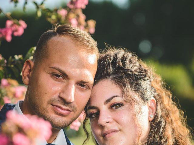 Il matrimonio di Davide e Vanessa a Gaggiano, Milano 99