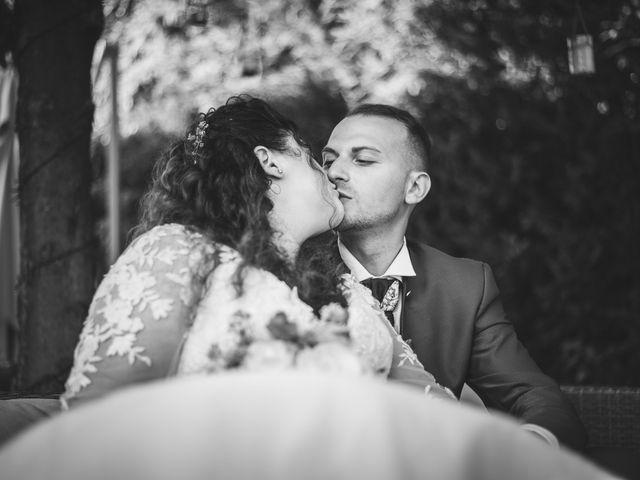 Il matrimonio di Davide e Vanessa a Gaggiano, Milano 100