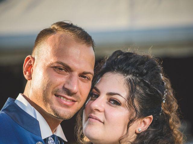 Il matrimonio di Davide e Vanessa a Gaggiano, Milano 101