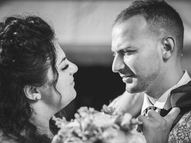 Il matrimonio di Davide e Vanessa a Gaggiano, Milano 102