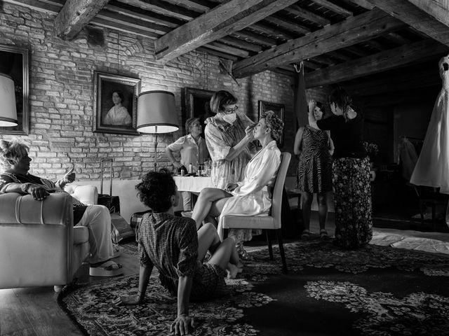 Il matrimonio di Francesco e Elisabetta a Ravenna, Ravenna 4