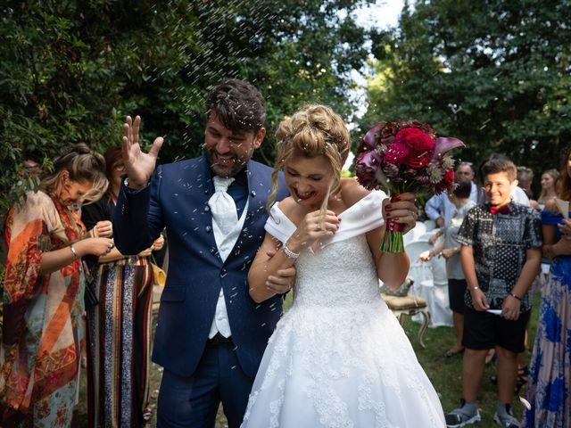 Il matrimonio di Francesco e Elisabetta a Ravenna, Ravenna 31