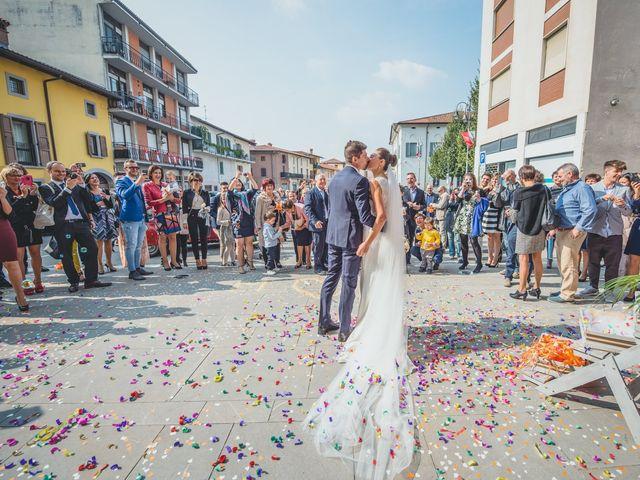Il matrimonio di Simone e Milena a Bergamo, Bergamo 16