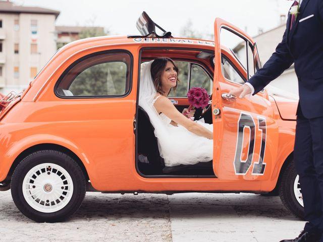 Il matrimonio di Mattia e Vanessa a Vigasio, Verona 4