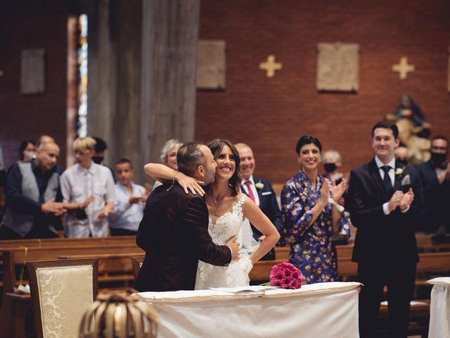 Il matrimonio di Mattia e Vanessa a Vigasio, Verona 6