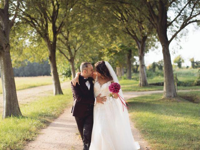 Il matrimonio di Mattia e Vanessa a Vigasio, Verona 9