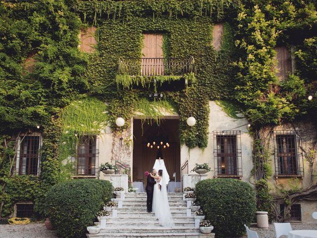 Il matrimonio di Mattia e Vanessa a Vigasio, Verona 10