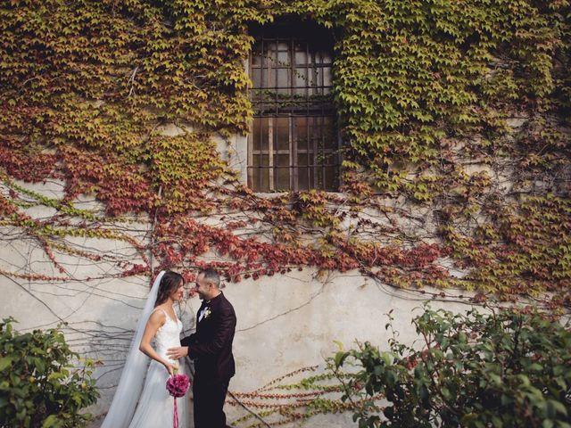 Il matrimonio di Mattia e Vanessa a Vigasio, Verona 11