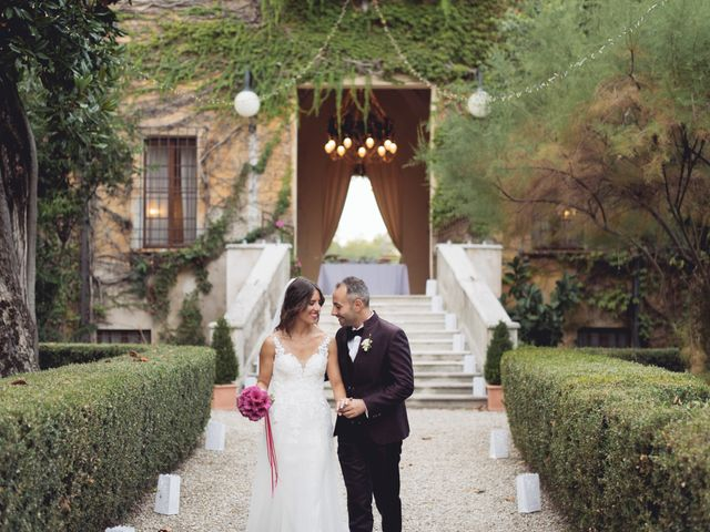 Il matrimonio di Mattia e Vanessa a Vigasio, Verona 13