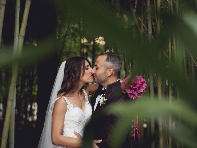 Il matrimonio di Mattia e Vanessa a Vigasio, Verona 15