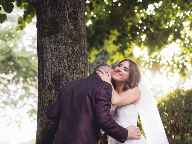 Il matrimonio di Mattia e Vanessa a Vigasio, Verona 16