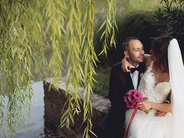 Il matrimonio di Mattia e Vanessa a Vigasio, Verona 19