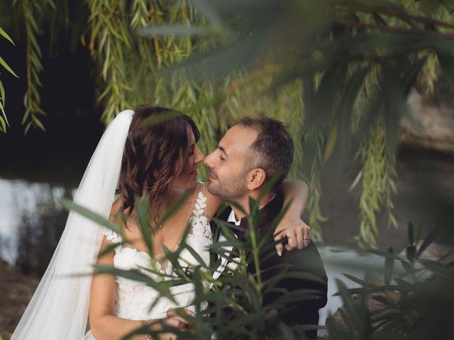 Il matrimonio di Mattia e Vanessa a Vigasio, Verona 20