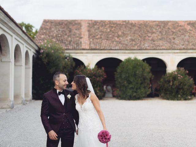 Il matrimonio di Mattia e Vanessa a Vigasio, Verona 21