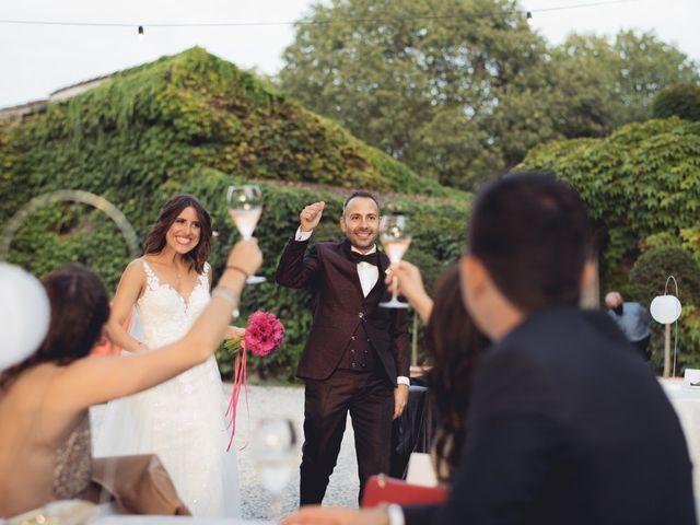 Il matrimonio di Mattia e Vanessa a Vigasio, Verona 22