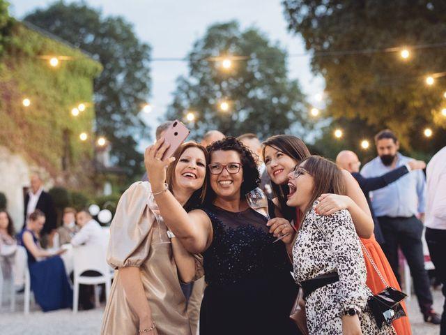 Il matrimonio di Mattia e Vanessa a Vigasio, Verona 27