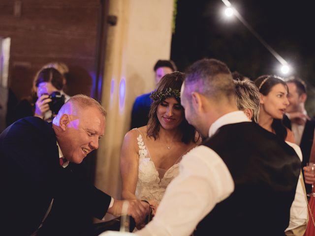 Il matrimonio di Mattia e Vanessa a Vigasio, Verona 33