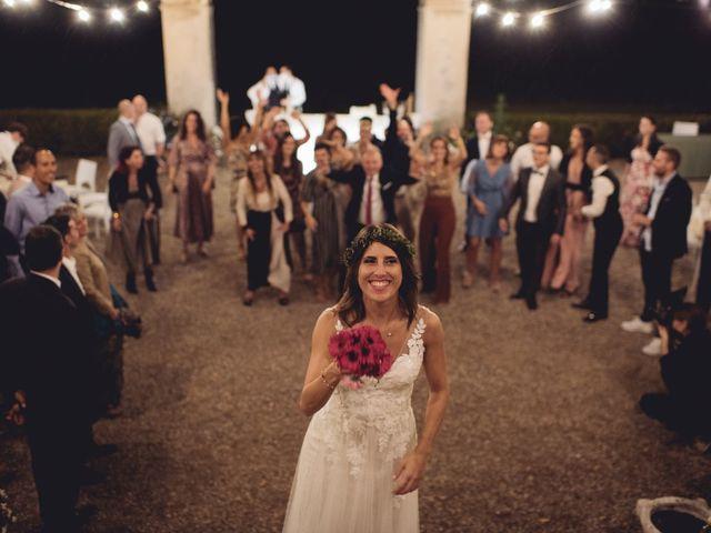 Il matrimonio di Mattia e Vanessa a Vigasio, Verona 44