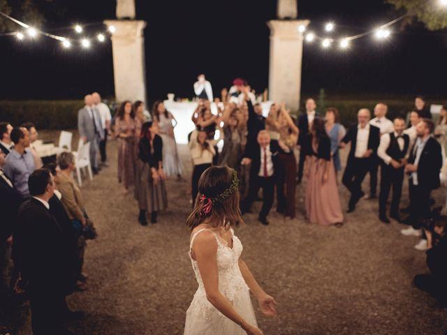 Il matrimonio di Mattia e Vanessa a Vigasio, Verona 45