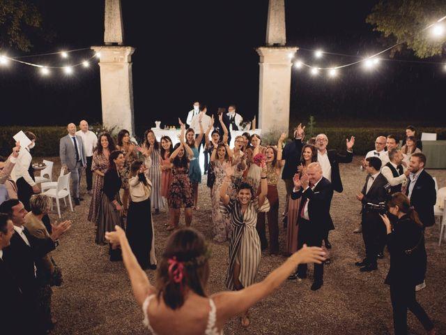 Il matrimonio di Mattia e Vanessa a Vigasio, Verona 46