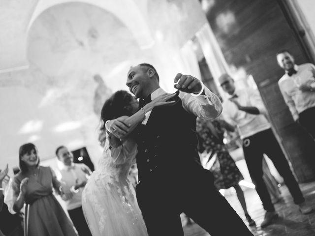 Il matrimonio di Mattia e Vanessa a Vigasio, Verona 50