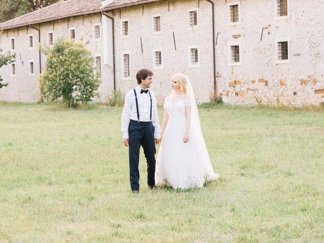 Il matrimonio di Luca e Annie a Trivignano Udinese, Udine 60
