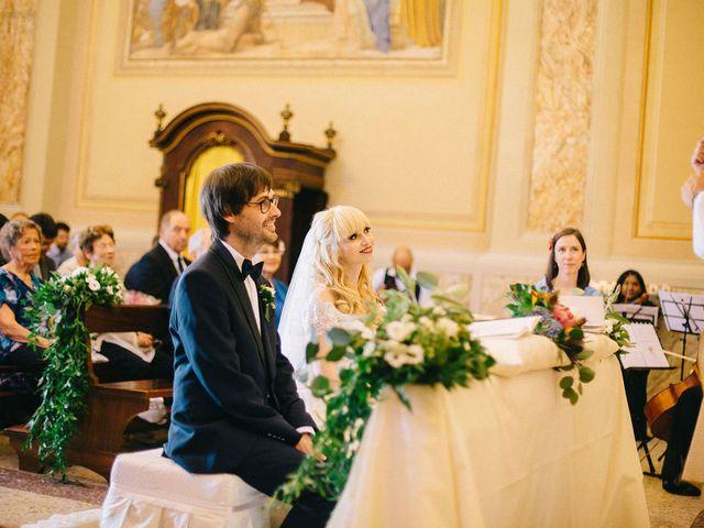 Il matrimonio di Luca e Annie a Trivignano Udinese, Udine 53