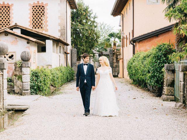 Il matrimonio di Luca e Annie a Trivignano Udinese, Udine 65