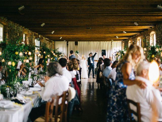 Il matrimonio di Luca e Annie a Trivignano Udinese, Udine 108