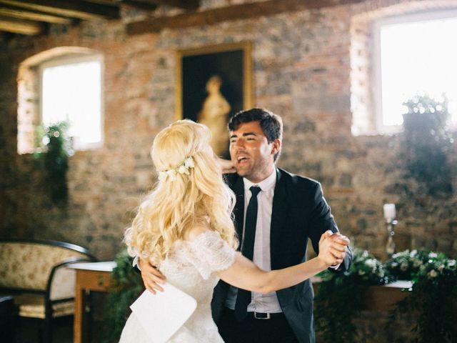 Il matrimonio di Luca e Annie a Trivignano Udinese, Udine 115