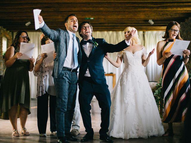 Il matrimonio di Luca e Annie a Trivignano Udinese, Udine 121