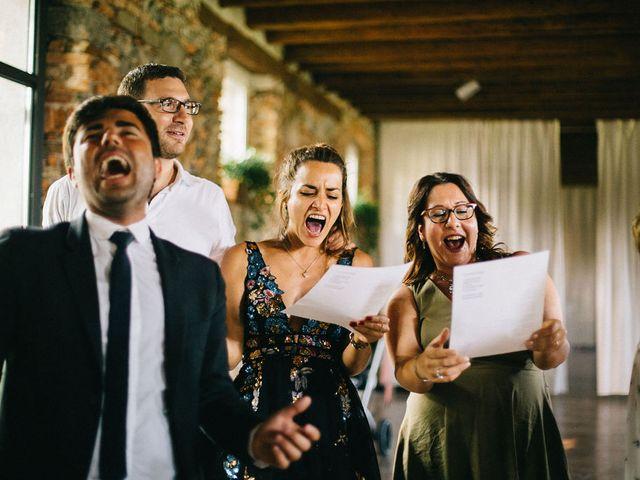 Il matrimonio di Luca e Annie a Trivignano Udinese, Udine 122