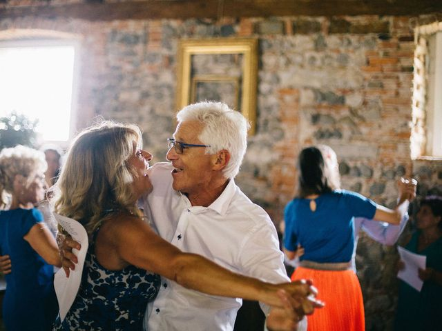 Il matrimonio di Luca e Annie a Trivignano Udinese, Udine 123