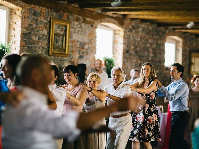 Il matrimonio di Luca e Annie a Trivignano Udinese, Udine 126