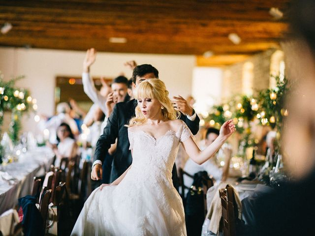 Il matrimonio di Luca e Annie a Trivignano Udinese, Udine 127